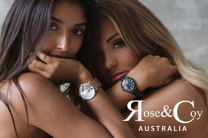 ROSE & COY WATCHES | LUXURY AUSTRALIAN TIMEPIECES