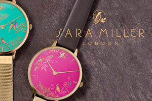 SARA MILLER LONDON | WATCHES
