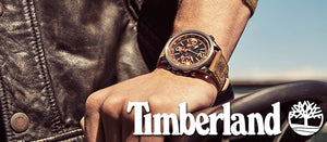 TIMBERLAND WATCHES | LIVE THE EVERYDAY ADVENTURE | SILVER STEEL JEWELLERY