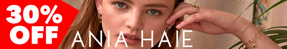 ANIA HAIE JEWELLERY | SALE | FASHION-FORWARD WITH EVERYDAY STYLE | STERLING SILVER