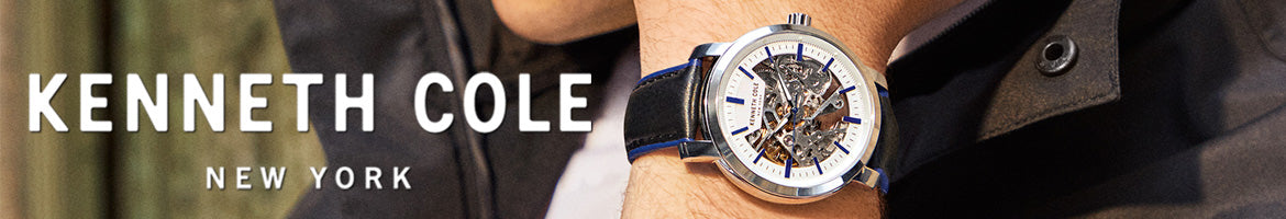 KENNETH COLES WATCHES   INSPIRED BY NEW YORK