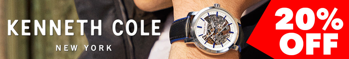 KENNETH COLES WATCHES | SALE | INSPIRED BY NEW YORK