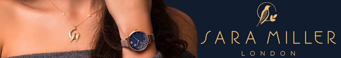 SARA MILLER LONDON WATCHES | PLAYFUL PRINTS, VIBRANT DESIGN & COLOURS