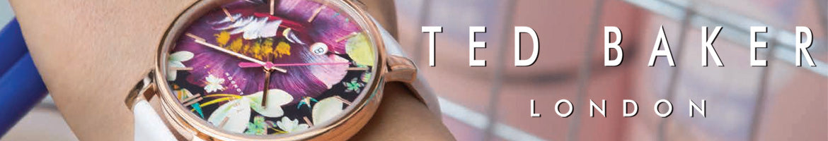 Ted Baker Watches | Quirky British Designed Timepieces