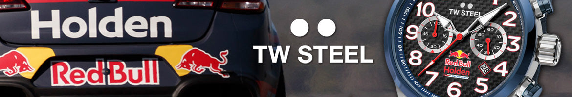 TW Steel | Red Bull Holden Racing Watches