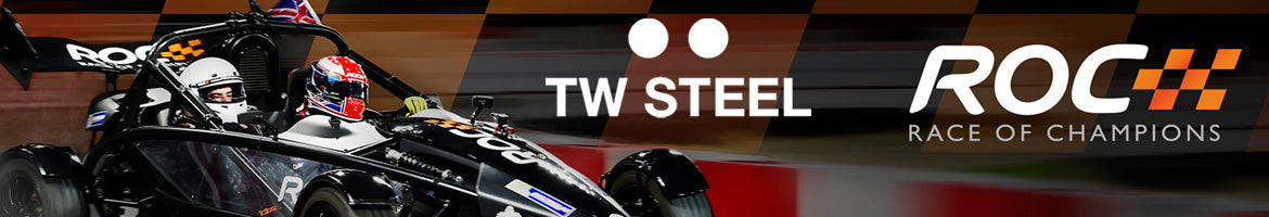 TW Steel | Race of Champions | Limited Edition Watches