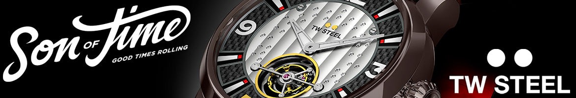 TW STEEL | SON OF TIME WATCHES | CUSTOM MOTORCYCLES