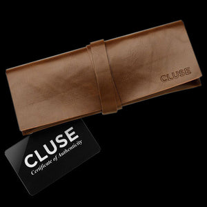 CLUSE MINUIT MESH GOLD BLACK/BLACK WATCH