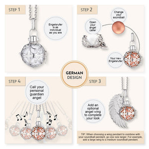 ENGELSRUFER PENDANT CHANGING SOUNDBALL GUIDE