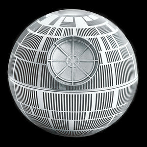 STAR WARS ROYAL SELANGOR DEATH STAR PETWER TRINKET BOX