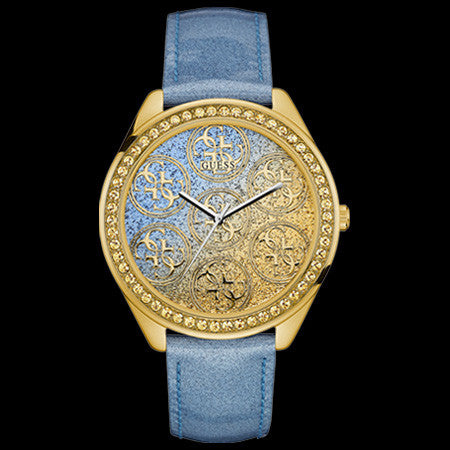 GUESS SWEET TART GOLD LADIES TREND WATCH