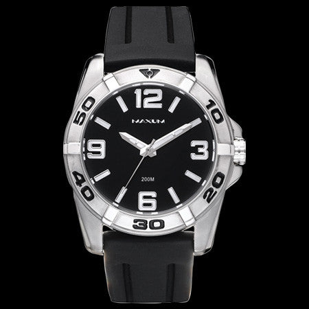 MAXUM BLACK SUMMIT MEN'S WATCH