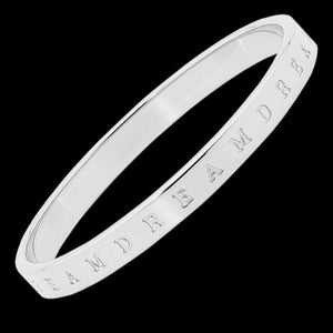 ELLANI STAINLESS STEEL 7MM DREAM BANGLE