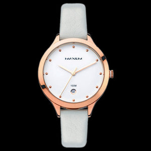 MAXUM ROSE GOLD PARADISE LADIES WATCH