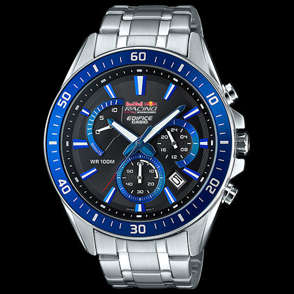 CASIO EDIFICE V8 SUPERCARS RED BULL RACING LIMITED EDITION WATCH EFR552AR-1A