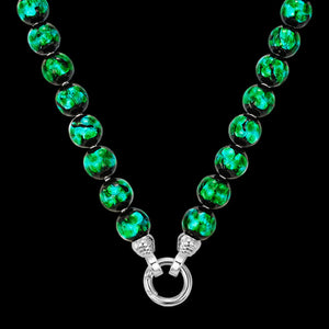 KAGI EMERALD CITY 49CM NECKLACE