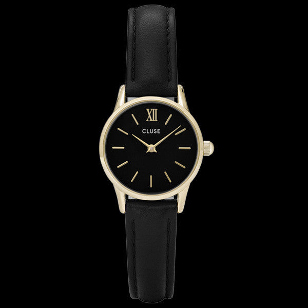 CLUSE LA VEDETTE GOLD BLACK/BLACK WATCH