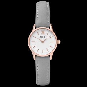 CLUSE LA VEDETTE ROSE GOLD WHITE/GREY WATCH