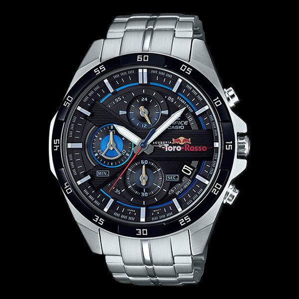 CASIO EDIFICE 2017 RED BULL SCUDERIA TORO ROSSO LIMITED EDITION WATCH EFR556TR-1A