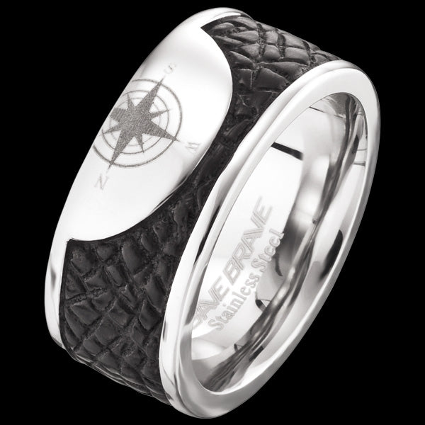 SAVE BRAVE MEN'S HAVANNA RING