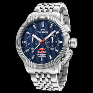TW STEEL TW989 RED BULL HOLDEN RACING TEAM 2018 BATHURST 45MM LIMITED EDITION WATCH