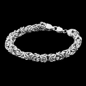 SAVE BRAVE MEN'S DEAN STAINLESS STEEL BRACELET