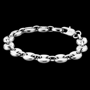 SAVE BRAVE MEN'S CAMERON STAINLESS STEEL BRACELET