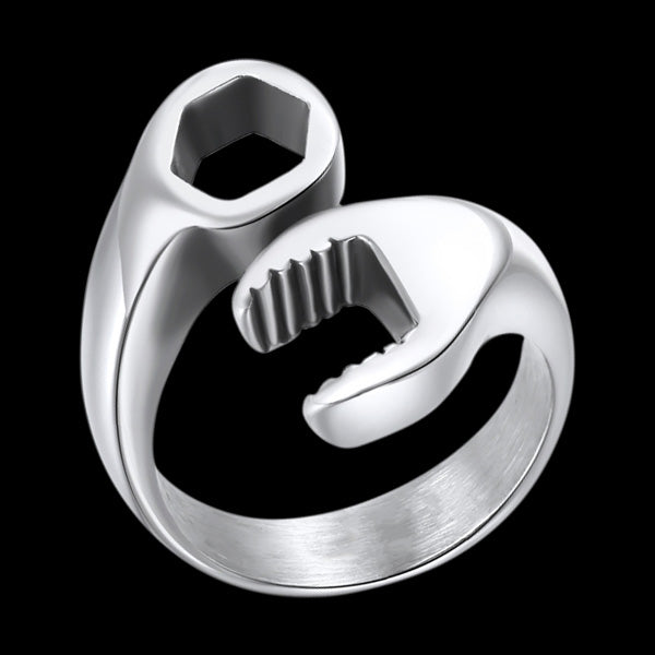 STAINLESS STEEL SPANNER RING