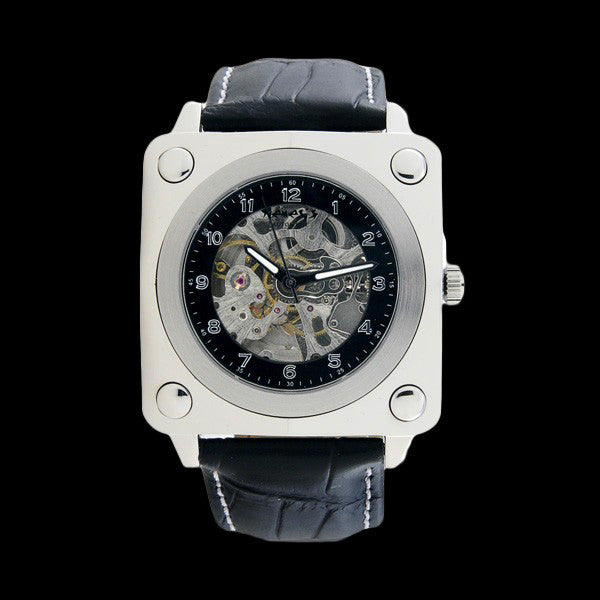NEMESIS SQUARE MECHANICAL WATCH
