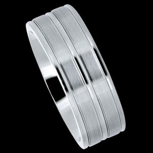 COBALT DUAL CHANNEL RING