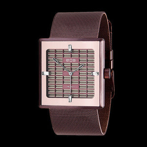 EOS PETRA BURGUNDY WATCH ,  - EOS NEW YORK, The Cambridge Collection