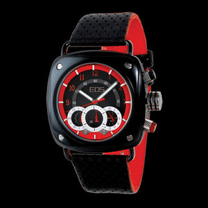 EOS GAUGE RED WATCH ,  - EOS NEW YORK, The Cambridge Collection
