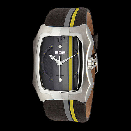 EOS HEIST GREY/YELLOW WATCH