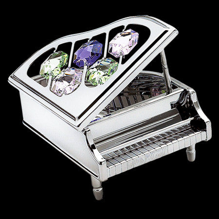 CRYSTOCRAFT SWAROVSKI PIANO