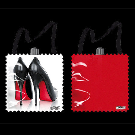 HIGH HEELS STAMPS WATCH BAG