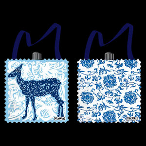 BABY DEER STAMPS WATCH BAG