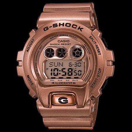 CASIO G-SHOCK GOLD ON GOLD WATCH GD-X6900GD-9DR