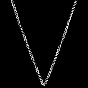 KAGI STEEL ME EASY MAGNETIC CLASP 47CM NECKLACE
