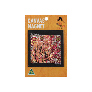 Canvas Magnet - First Nations Art Collection 11