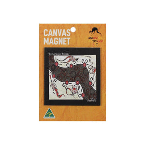 Canvas Magnet - First Nations Art Collection 12