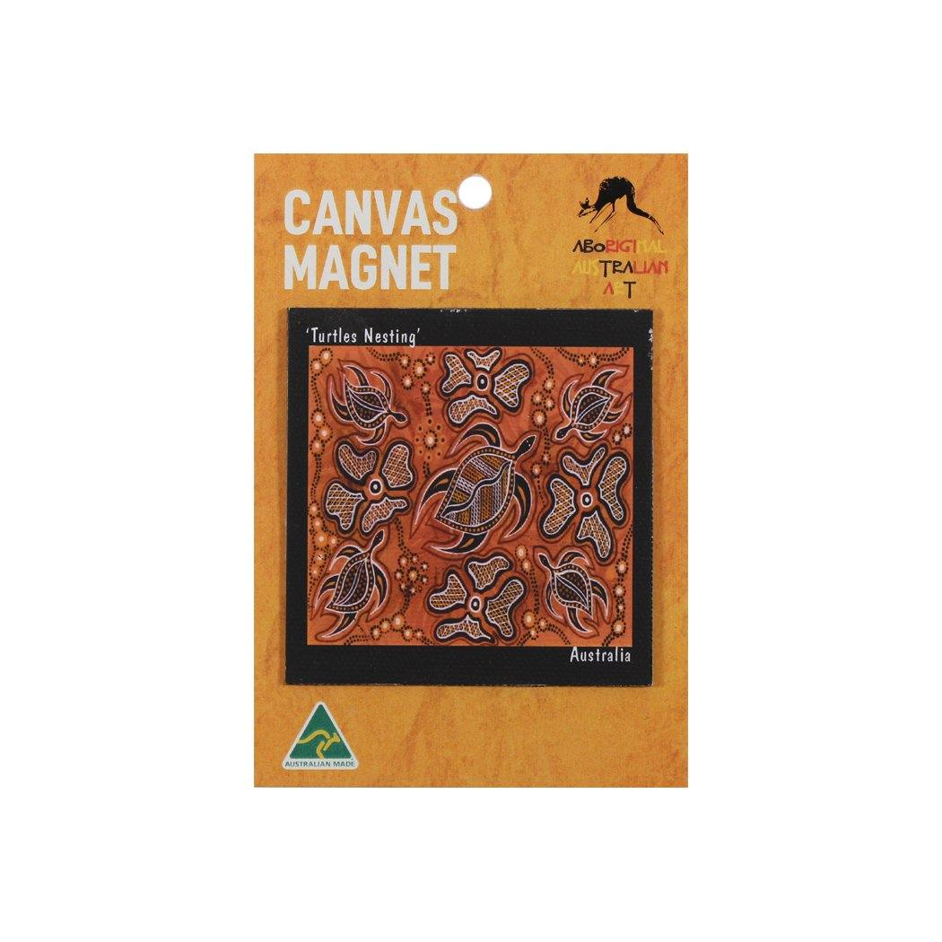 Canvas Magnet - First Nations Art Collection 03