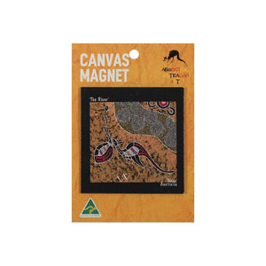 Canvas Magnet - First Nations Art Collection 06