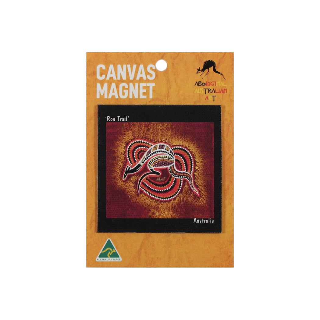 Canvas Magnet - First Nations Art Collection 08