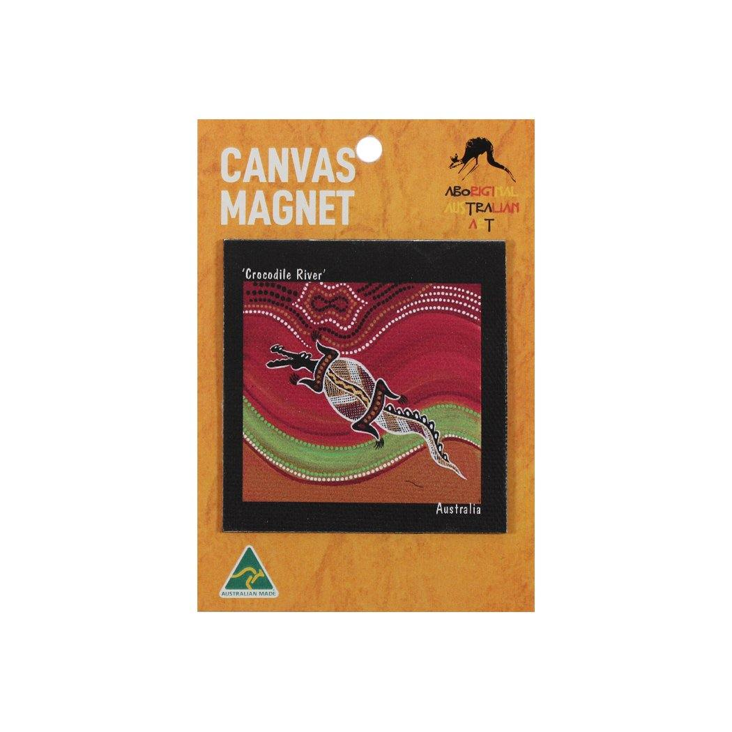 Canvas Magnet - First Nations Art Collection 09