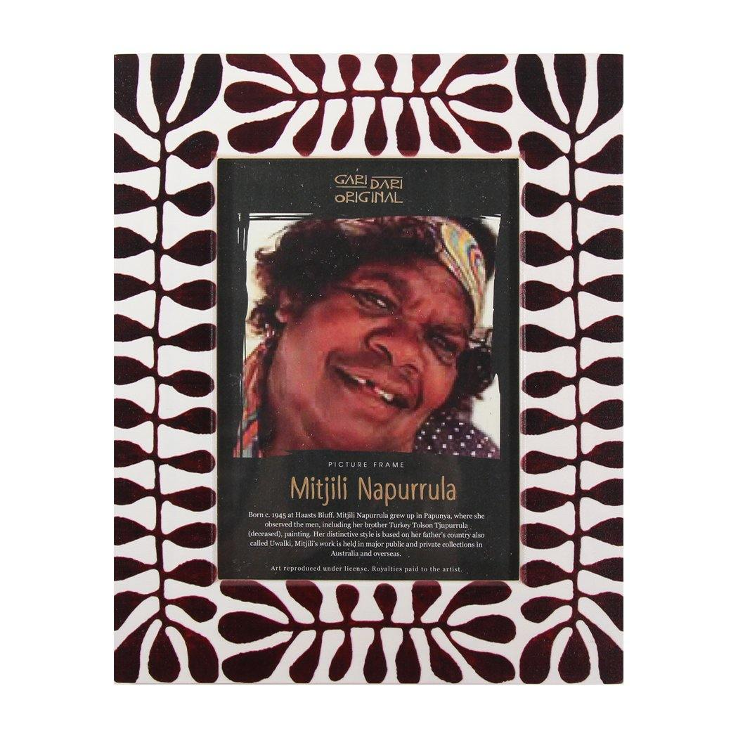 Mitjili Napurrula Australian Made Photo Frame