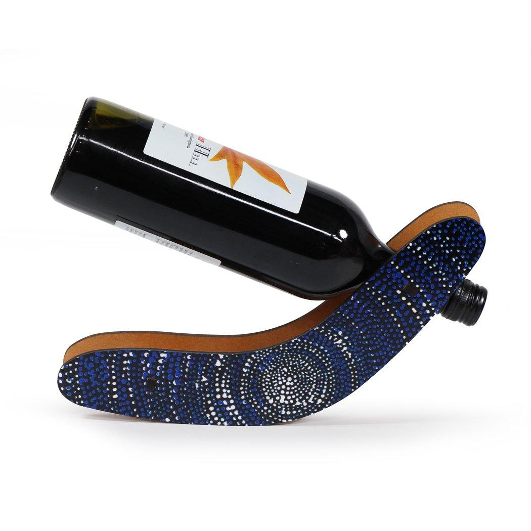 Australian Made wine bottle holder souvenir idea