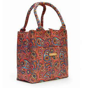 Felicity Robertson Canvas Tote Bag side view