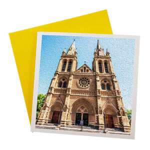 Greeting Card Adelaide Collection - St Peter's Cathedral