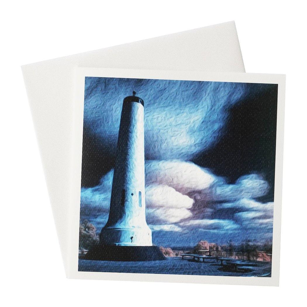 Australian Lighthouse Greeting Card