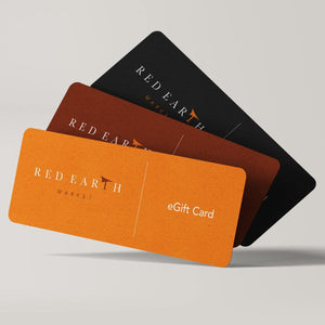 Red Earth Market Digital Gift Cards